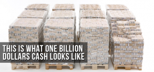 Stretch Goals - ONE BILLION DOLLARS :)